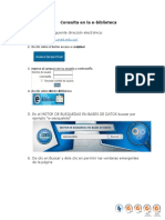 Manual consulta en la e-biblioteca