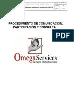Comunicación, participación y consulta