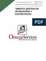 gestión de proveedores y contratistas en SST