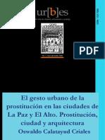 4. Arquitectura - ciudad - prostitución