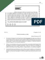 Guía sentidos en Vocabulario contextual7-9