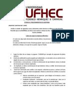 ejercicios de tecnicas de auditoria Cristian Lopez.pdf