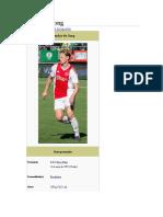Frenkie de Jong13
