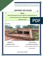 rapport de stage 2010-2011