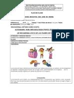 Planeación Educacioón Física 22 junio al 26