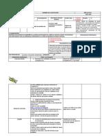 Plan por Aprendizajes Priorizados DHI 3 BASICA ELEMENTAL