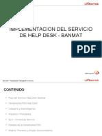Presentación Implementación de Help Desk en una Empresa