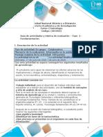 Formato Guia de actividades y Rúbrica de evaluación - Fase 2 - Fundamentación.pdf