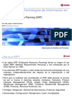 Ques es un ERP