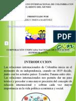 LA PAZ Y EL COMERCIO INETRNACIONAL DE COLOMBIA