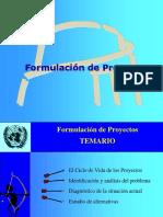 CEPAL Formulacion y eveluacion de proyectos