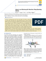 reaction-path-bifurcation-in-an-electrocyclic-reaction-ring-opening-of-the-cyclopropyl-radical