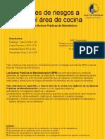 Factores de riesgos a nivel del área de cocina_Grupo 1.pptx