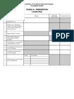 3a Advisory Planning Guide - Leadership