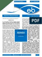 Informativo EBEJI 77 Outubro 2015