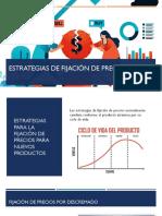 SEMANA 14 - ESTRATEGIAS DE FIJACIÓN DE PRECIOS.pdf