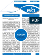 Informativo EBEJI 82 Março 2016