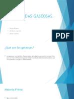 Bebidas Gaseosas Grupo AD