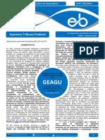 Informativo EBEJI 84 Maio 2016