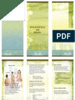 Polio Brochure