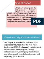 League of Nation