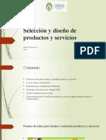 Selección y diseño de productos y servicios.pptx