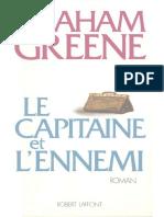 GRAHAM GREENE-LE CAPITAINE ET L'ENNEMI