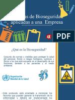 Bioseguridad que hacer en caso y atencion medica y psicologica
