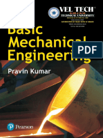 Pravin Kumar - Basic Mechanical Engineering (Vel Tech)-Pearson Education (2017)