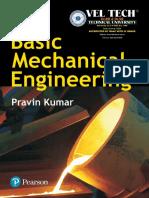 Pravin Kumar - Basic Mechanical Engineering (Vel Tech)-Pearson Education (2017)