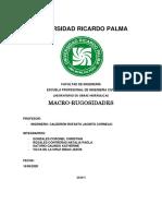 Primer Laboratorio Macrorugosidades