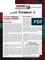 Três tipos de Gárgulas - Extra Lore Tremere 4