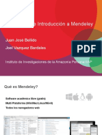 Tutorial de Mendeley