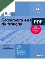 Grammaire essentielle du francais A1-feuilleteur