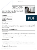 Page (paper)