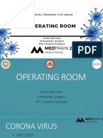 3.2 dr. Taufin SpOT - Operating Room
