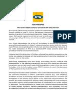 MTN GHANA SEEKS JUDICIAL REVIEW OF SMP DECLARATION