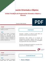 1. S1_U1_Canvas_Paradigma de Programación Orientada a Objetos y Herencia