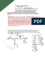 PROBLEM SET-2 BIOCHEM