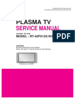 LG RT-42PX12X_ALLLKR Service Manual .pdf