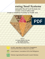 Strengthening Seed Systems