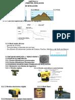 Nivelacion y Altimetria Capitulo V