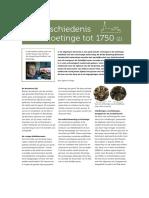 De geschiedenis van Kloetinge tot 1750 (2)