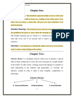 Chapters 1-2 summary