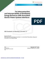 IEEE 1547-2018