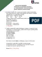 TAREA #7-P2 ESTEQUIOMETRIA-Resuelto