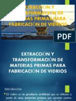 1EXTRACCIÓN Y TRANSFORMACIÓN DE MATERIAS PRIMAS PARA FABRICACIÓN