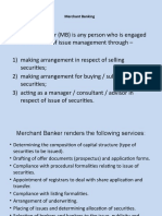 Marchant Banking