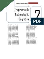 Programa de Estimulação Cognitiva 2