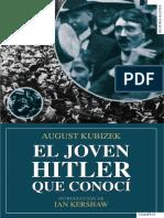 EL JOVEN HITLER